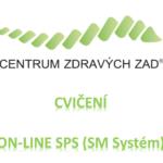ON-LINE cvičení SPS (SM systém)
