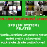ON-LINE CVIČENÍ SPS (SM SYSTEM), PILATES ……..