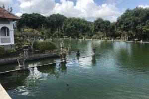 vodní palác BALI
